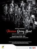 Fête de la musique 2018 - Parisian Swing Orchestra Big band Jazz / Chant Marlène Continente