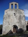 Journées du patrimoine 2016 -Eglise Saint-Etienne-d'Issensac