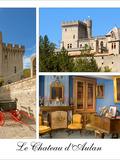 Journées du patrimoine 2016 -Patrimoine et citoyenneté au château d'Aulan