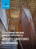 Journées du patrimoine 2016 -Visite commentée de l'Hôtel particulier