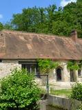 Journées du patrimoine 2016 -Paysage autour du petit moulin des Vaux-de-Cernay