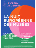 Nuit des musées 2018 -Performance collective des Enfants de Diane
