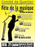 Fête de la musique 2018 - Petit conservatoire de Pessicart / Gérard / Soon / Blacklisted