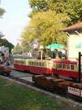 Journées du patrimoine 2016 -Petit train de Grenade