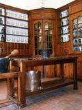 Journées du patrimoine 2016 -Visite commentée de la Pharmacie du XVIIIe s.
