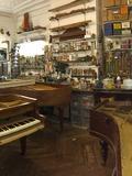 Journées du patrimoine 2016 -Atelier Pianos Balleron