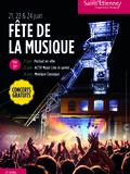 Fête de la musique 2018 - Place aux Harmonies