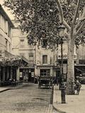 Journées du patrimoine 2016 -Places et placettes d'Arles