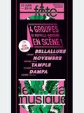 Fête de la musique 2018 - Plateau de la Région Nouvelle-Aquitaine