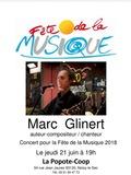 Fête de la musique 2018 - Pop-rock concert featuring singer-songwriter Marc Glinert + special guest !