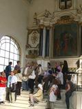 Journées du patrimoine 2016 -La Chapelle Sainte-Marie à Nevers