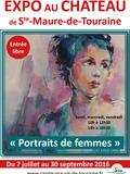 Journées du patrimoine 2016 -Portraits de femmes