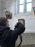 Journées du patrimoine 2016 -Pourquoi ? Comment ? L'inventaire du mobilier de l'église expliqué