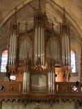 Journées du patrimoine 2016 -Présentation concertante de l'orgue de l'église de Grenade