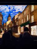 Nuit des musées 2018 -Présentation d'un diorama contemporain