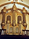 Journées du patrimoine 2016 -Présentation de l'orgue de l'église paroissiale de St Geniez d'Olt