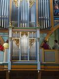Journées du patrimoine 2016 -Présentation de l'orgue