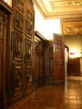 Journées du patrimoine 2016 -Présentation de la partie « cabinet du Maire » par Monsieur le Maire de Chalon-sur-Saône