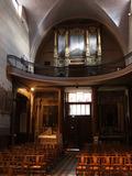 Journées du patrimoine 2016 -Présentation des harmoniums et de l'orgue de l'Église St-Louis