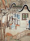 Journées du patrimoine 2016 -Présentation exceptionnelle du papier peint chinois du XVIIIe siècle