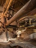 Journées du patrimoine 2016 -Visite du pressoir à roue de perroquet à Vaudeurs