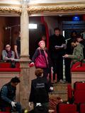 Journées du patrimoine 2016 -Projection de Qui ne dit mot consent, dernier épisode de la saison 2 des enquêtes de Candice Renoir tourné au Théâtre Molière