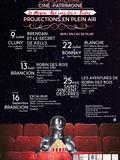 Journées du patrimoine 2016 -Projection du film Excalibur à Martailly-lès-Brancion