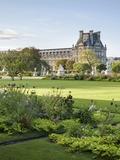Rendez Vous aux Jardins 2018 -Le jardin des Tuileries : Promenade commentée avec l'équipe d'accueil et de surveillance