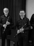 Nuit des musées 2018 -Quatuor de clarinettes Denner Sannois