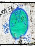 Journées du patrimoine 2016 -Réalisation d'une fresque Shadokienne street art