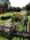 Rendez Vous aux Jardins 2018 -Visite libre du Jardin pédagogique des Verts de Terre de l'association La Note Bleue