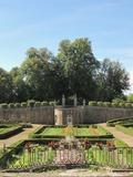Rendez Vous aux Jardins 2018 -Visite d'un jardin régulier.