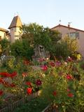 Rendez Vous aux Jardins 2018 -Visite du jardin pour les élèves de la commune.