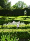Rendez Vous aux Jardins 2018 -Visite libre des jardins de l'abbaye de Longues