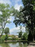 Rendez Vous aux Jardins 2018 -Visite libre du parc de la préfecture et du conseil général de l'Ain.