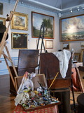 Journées du patrimoine 2016 -Rendez-vous dans l'atelier du peintre