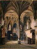 Journées du patrimoine 2016 -Réouverture de la chapelle de l'hôtel des abbés de Cluny : visite commentée