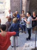 Journées du patrimoine 2016 -Restauration de l'Hôtel de Sade