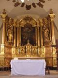 Journées du patrimoine 2016 -Retable église Saint-Maurice à Gray