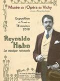 Nuit des musées 2018 -Reynaldo Hahn, la musique retrouvée