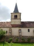 Journées du patrimoine 2016 -Richesse du patrimoine religieux de Gissey sous Flavigny - Le culte de Saint Marcoul