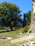Journées du patrimoine 2016 -Ruines du château d'Aspremont