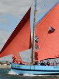 Journées du patrimoine 2016 -Visite de bateaux traditionnels à Saint-Goustan