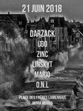 Fête de la musique 2018 - Darzack, Zinc, ONL, Mario, UGO, Linskyt
