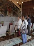Journées du patrimoine 2016 -Visite commentée de la salle Jacques II (salle des mariages)