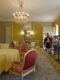 Journées du patrimoine 2016 -Salons d'Honneur