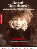 Journées du patrimoine 2016 -Sarah Bernhardt, la mystique