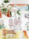 Journées du patrimoine 2016 -Balade Saumaty, côté Terre