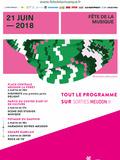 Fête de la musique 2018 - Scène des studios musique
