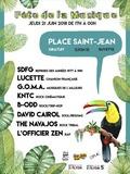 Fête de la musique 2018 - Scène Lyon 5